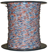 Cross Connect X-Connect Cable 2 Pair Orange Blue 1000' Spool