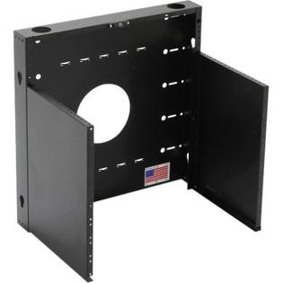 MRQ100V08 MINIRAQ 8U Vertical Wall Mount Rack System