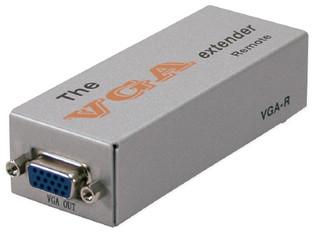 VGA-C5ER VGA Receiver Module for Extender Cat 5 System 590'