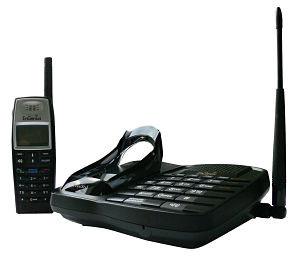 Freestyl 1 Slim Design Long Range Cordless Telephone