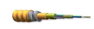 012T88-33131-A3 12F 50 um multimode Interlocking Armored Cable Plenum OM2