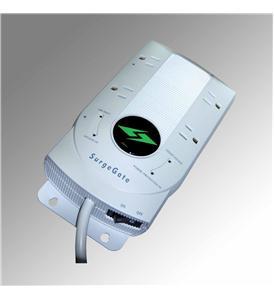 M4KSU Surgegate Towermax 4 Outlet AC Surge Protector Stackable