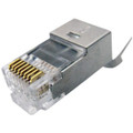 Newtech 301-195 Cat6 Cat6A & Cat7 8x8 Shielded RJ45 Modular Plug
