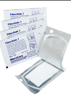 Fiberaide Lint Free Cleaning Cloth in Contaminate Proof Packet