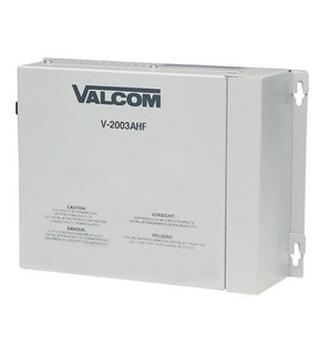 Valcom V2003AHF 3 Zone Talkback Page Control