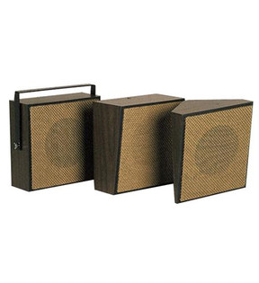 V1222C Self Amplified Bi Directional Wall Speaker Brown