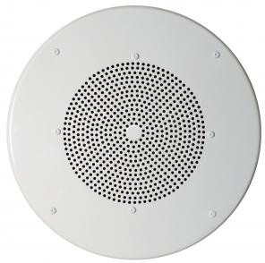 "G86TCG 8"" Dual Paper Cone Ceiling Speaker with Transformer and Volume Control"