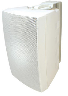 "SP6AWXTW 70V 6.5"" All Weather Extreme Indoor Outdoor Speakers White"