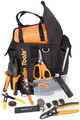 PA4924 Ultimate Fiber Optic Tool Kit with Strippers Crimpers Slitters and Cutters