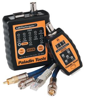 PA1543 LAN and Data ProNavigator™ Tester & Remote