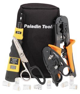 PA4908 Greenlee Datacom Starter Tool Kit