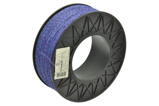 Cross Connect Connect  Wire Cable 500' Spool 12 Twists per Foot Violet Blue