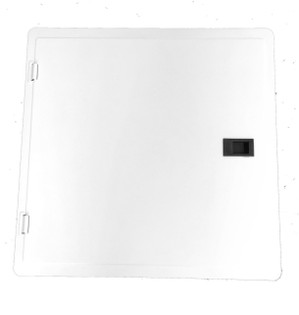 "Flush Mount Wall Residential Structured Wiring Panel 14"" x 14"""