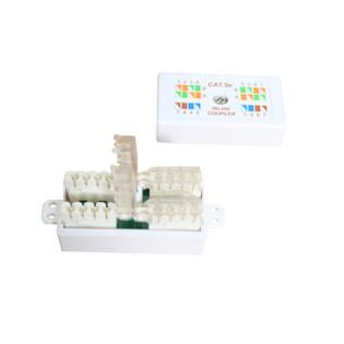 110 IDC Inline Splice Block Coupler Category 6