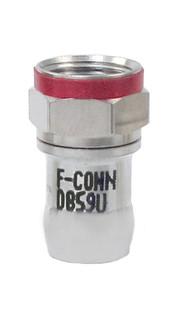 """DB59U RG59 """"F"""" Radial Compression Coaxial Connector"""