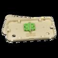 Dual Fiber Panel FTTH or Fiber to the Desk Top 2SC SM UPC