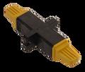 MTRJ Fiber Optic Coupler MM PC  Phosphor Bronze Housing