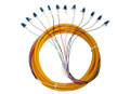 12S SM Fiber Optic Pigtail 3M LC/UPC