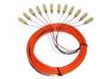 12S MM OM1 Fiber Optic Pigtail 3M SC