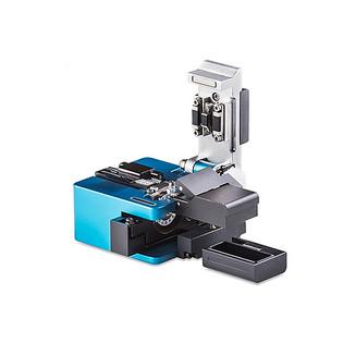 High Precision Optical Cleaver with Fiber Scrap Collector