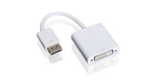 DisplayPort Male to DVI Female Dongle