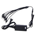 12V 5 Amp 5000ma Camera Power Supply 8 Squid