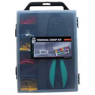Electric Terminal Crimp Kit