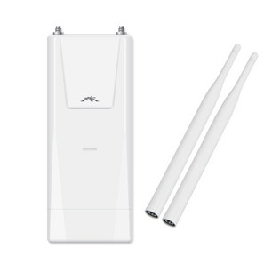 Ubiquiti UniFi UAP-Outdoor+ 2.4GHz 5dBi WiFi PoE Access Point 300Mbps N
