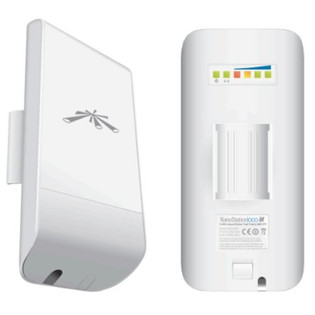 Ubiquiti Loco M2 2.4GHz Hi Power 2x2 MIMO AirMax Station