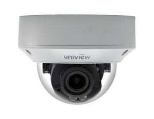 Uniview 2MP IP Bubble Dome Style Network IR 2.8mm - 12mm Varifocal with Audio