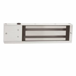 1200lb Surface Mount Single Door Magnetic Lock with Adjustable Timer Lock Sensor Door Staus Switch Relay Led CX-91S-12TDS