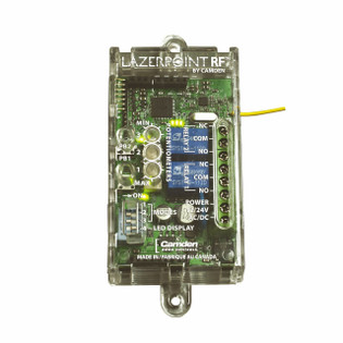 Lazerpoint RF Wireless Dual Output Relay Receiver
