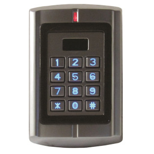 Access Control Stand-Alone Proximity Reader and Keypad CV-550SPK
