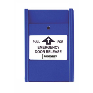 Pull for Door Release Access Control Switch Blue CM-702
