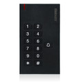 Lighted Keypad and Proximity Card Reader with Doorbell