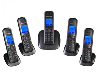 Grandstream DP710 DECT IP Accessory Handset and Charger