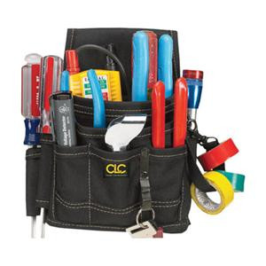 LeatherCraft 9 Pocket Poly Electrical & Maintenance Pouch