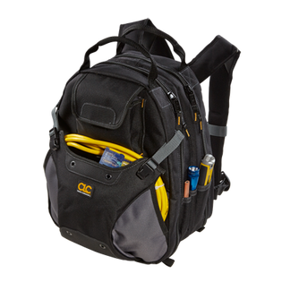 48 Pocket Deluxe Computer Tech Tool Backpack