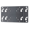 "10"" - 22"" Wall Mount TV Bracket Low Profile Fixed"