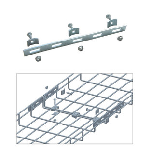 Cable Tray Strengthing Bar Kit Zinc