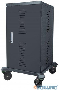 36 Bay Education Professional Charging Cart with Casters USB