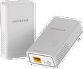 Netgear PL1010 Gigabit Powerline Network Extender over Electrical System