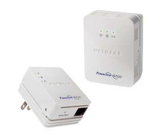 Netgear XWNB5221 500Mpbs Powerline with WIFI over Electrical System