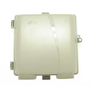 Outdoor Fiber Distribution Box 6 Simplex SC MM OM3 6 Fiber