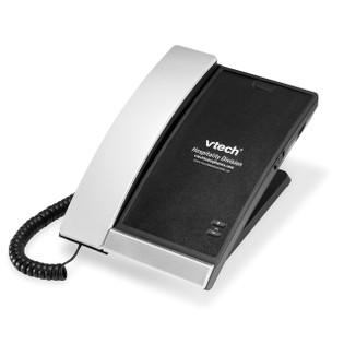 Single Line Contemporary Analog Hotel Lobby Phone