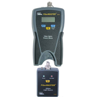 FIBERMASTER Fiber Optic Cable Tester MM 850nm Light Source