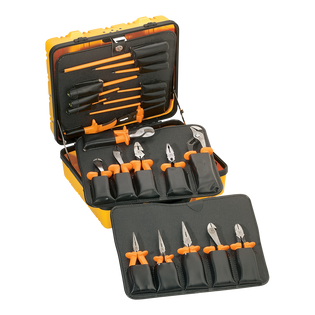 22 Piece General Purpose Insulated Tool Kit