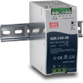 TI-S24048 240 W Single Output Industrial DIN Rail Power Supply