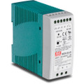 60 Watt Single Output Industrial DIN-Rail Power Supply