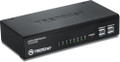 8 Port Cat5 Rack Mount KVM USB and PS/2 TK-CAT508
